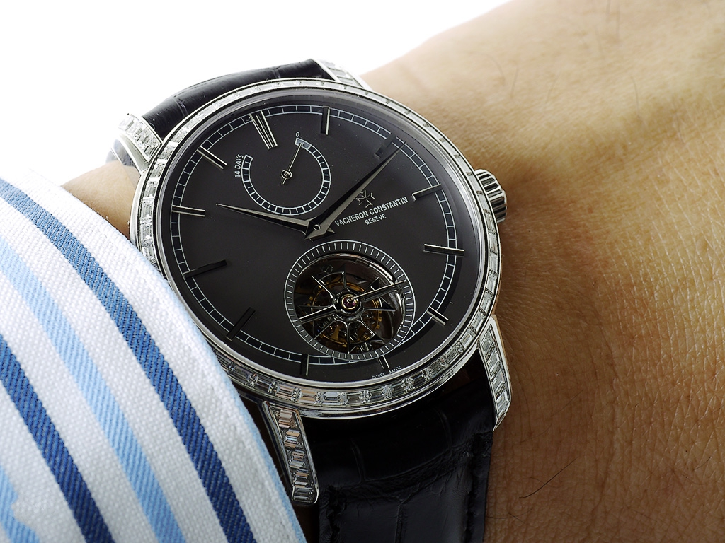 Часы vacheron constantin tourbillon реплика